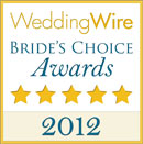 Wedding Wire Brides Choice Award